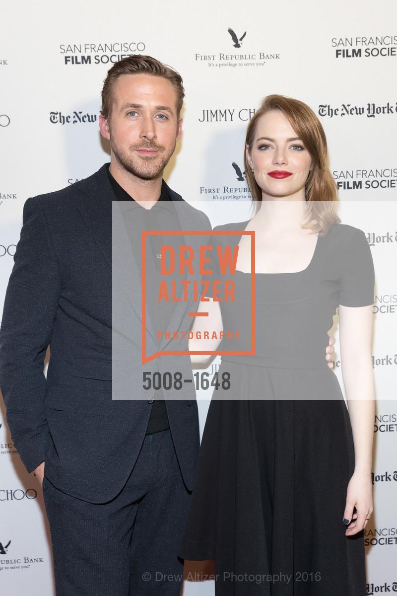 Ryan Gosling, Emma Stone, Photo #5008-1648