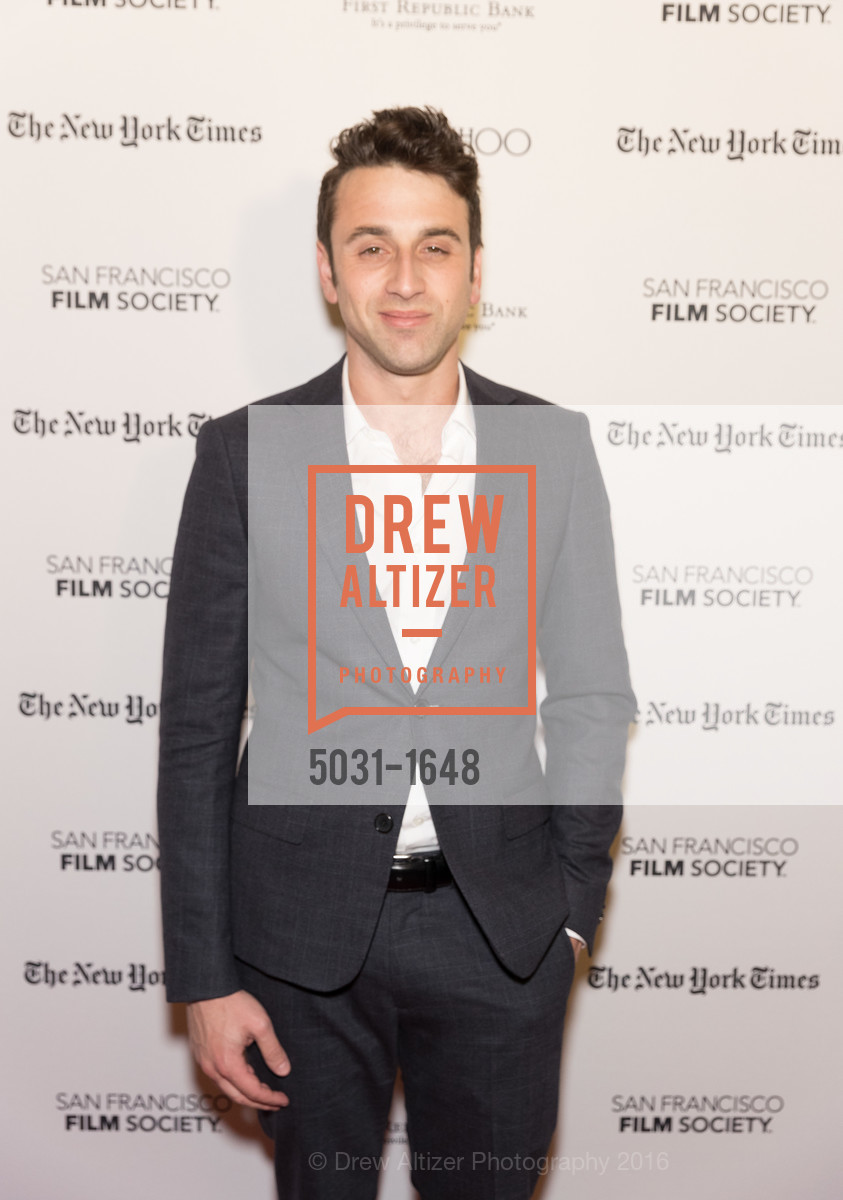 Justin Hurwitz, Photo #5031-1648