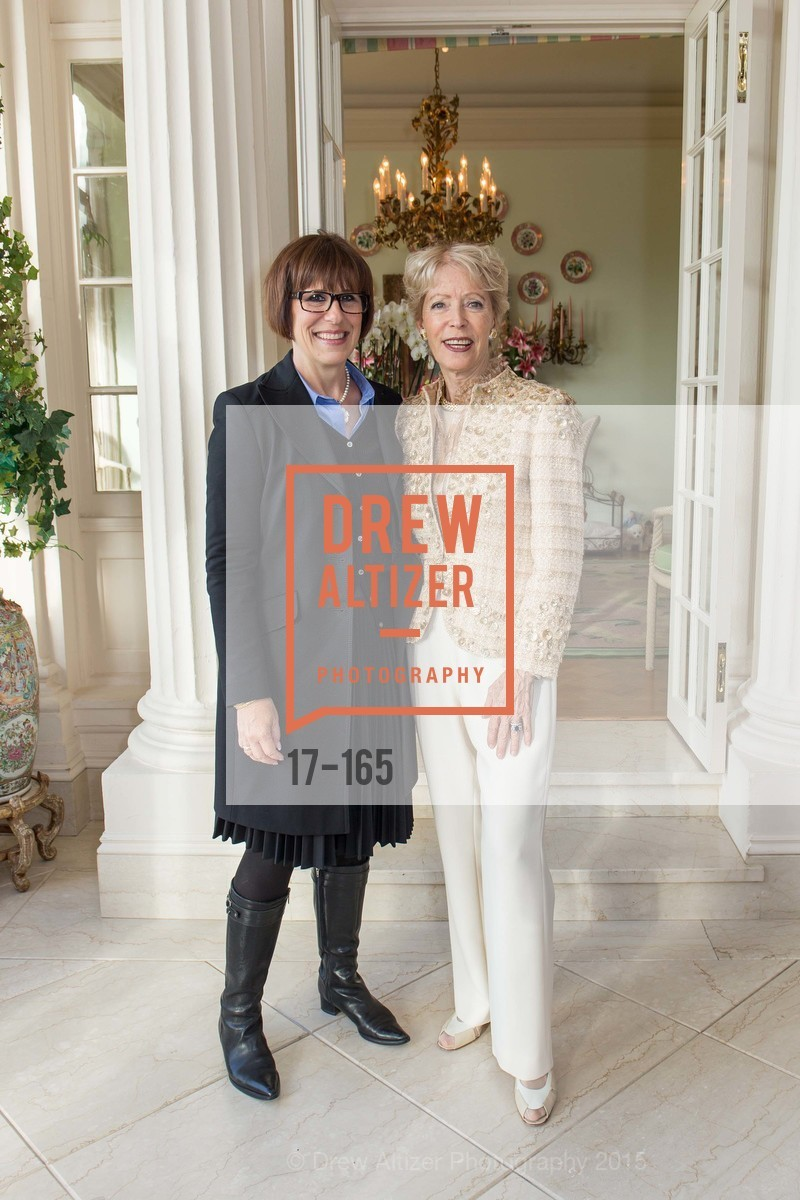 Terri Mino, Barbara Brookins-schneider, Opera Ball 2015 Benefactor Party Hosted By Diane Wilsey, Private residence, June 16th, 2015,Drew Altizer, Drew Altizer Photography, full-service agency, private events, San Francisco photographer, photographer california
