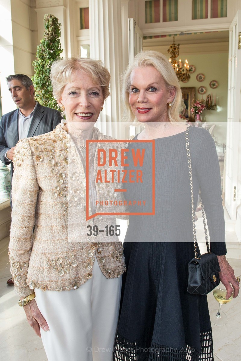 Barbara Brookins-schneider, Cynthia Schreuder, Opera Ball 2015 Benefactor Party Hosted By Diane Wilsey, Private residence, June 16th, 2015,Drew Altizer, Drew Altizer Photography, full-service agency, private events, San Francisco photographer, photographer california