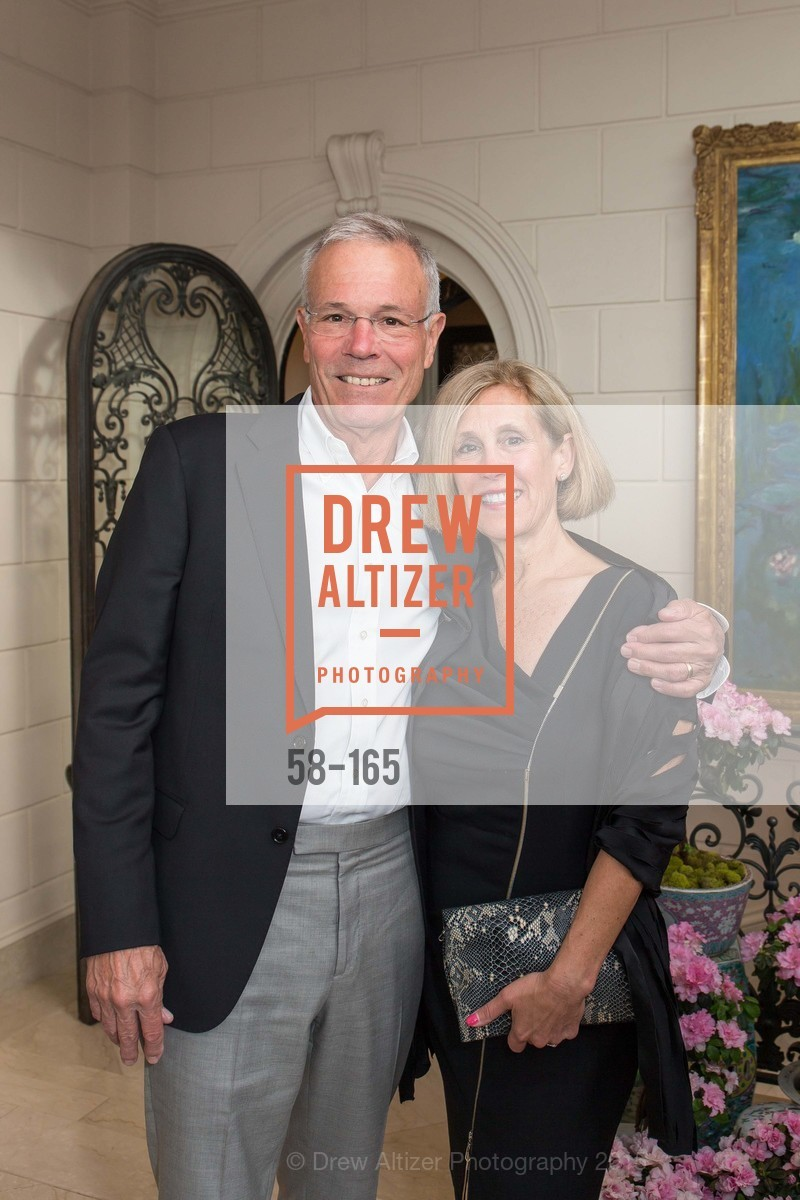 Larry Binkley, Kathy Huber, Opera Ball 2015 Benefactor Party Hosted By Diane Wilsey, Private residence, June 16th, 2015,Drew Altizer, Drew Altizer Photography, full-service agency, private events, San Francisco photographer, photographer california