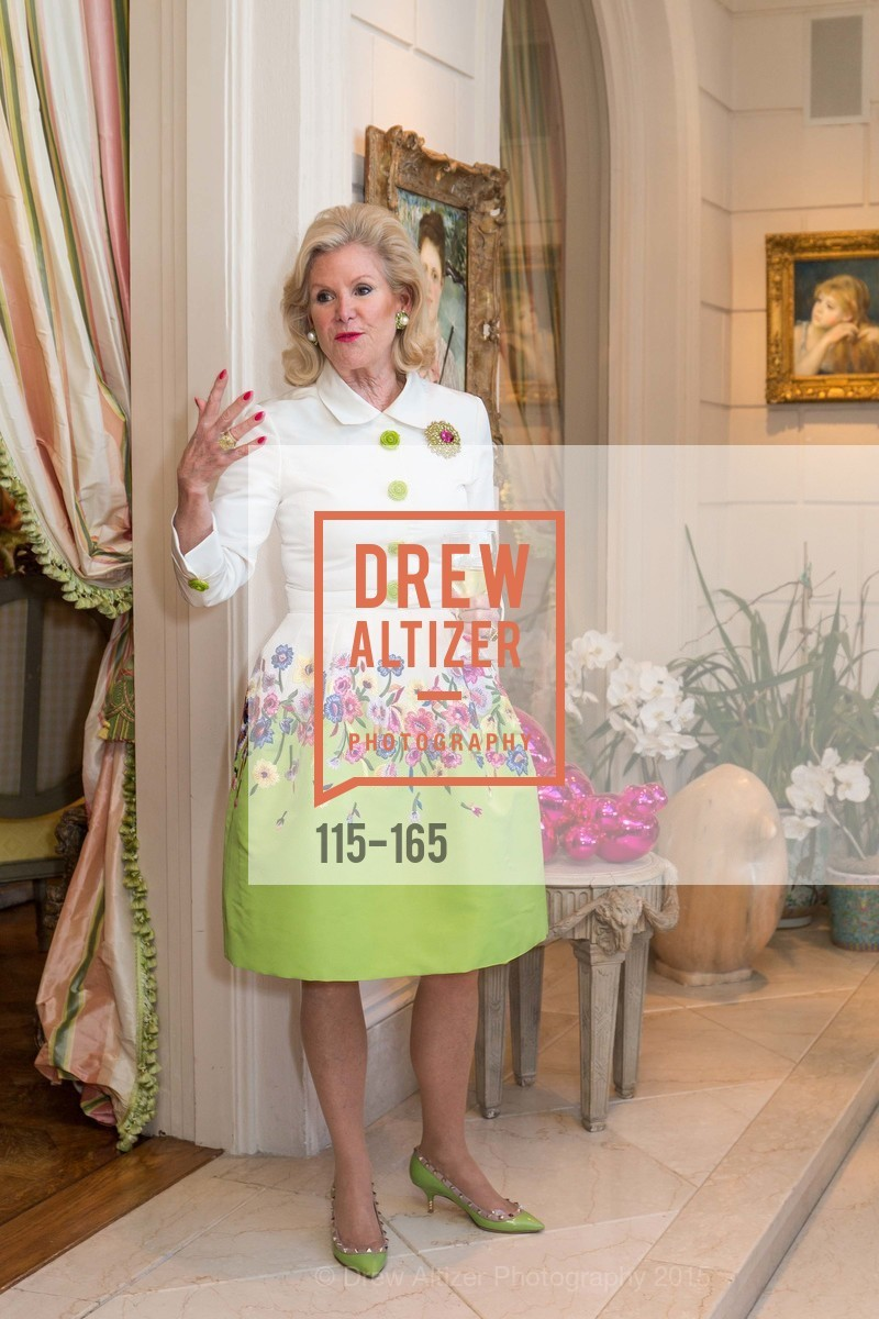 Dede Wilsey, Opera Ball 2015 Benefactor Party Hosted By Diane Wilsey, Private residence, June 16th, 2015,Drew Altizer, Drew Altizer Photography, full-service agency, private events, San Francisco photographer, photographer california
