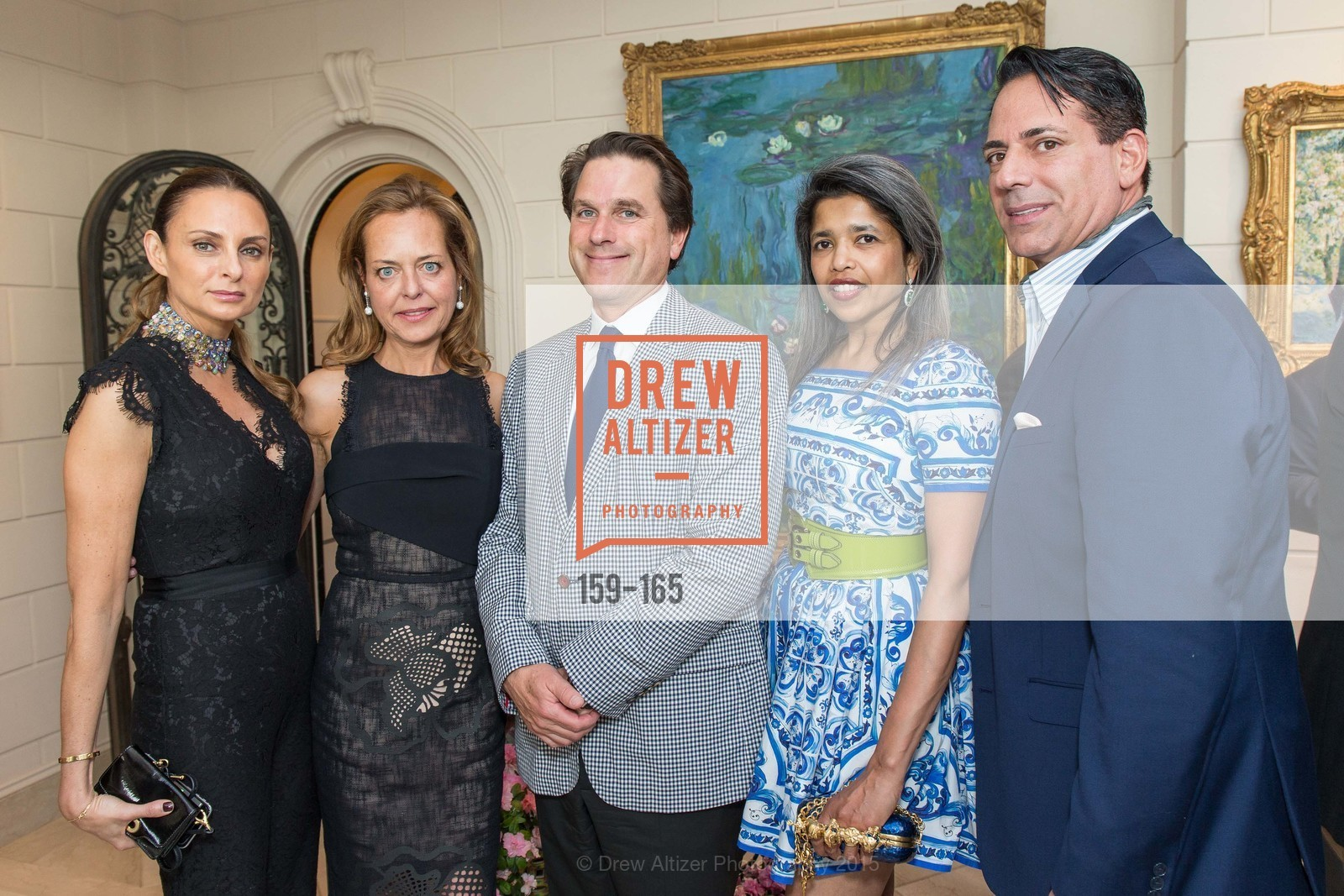 Sabrina Baldieri, Charlot Malin, Gregory Malin, Deepa Pakianathan, Giovanni Mattera, Opera Ball 2015 Benefactor Party Hosted By Diane Wilsey, Private residence, June 16th, 2015,Drew Altizer, Drew Altizer Photography, full-service agency, private events, San Francisco photographer, photographer california