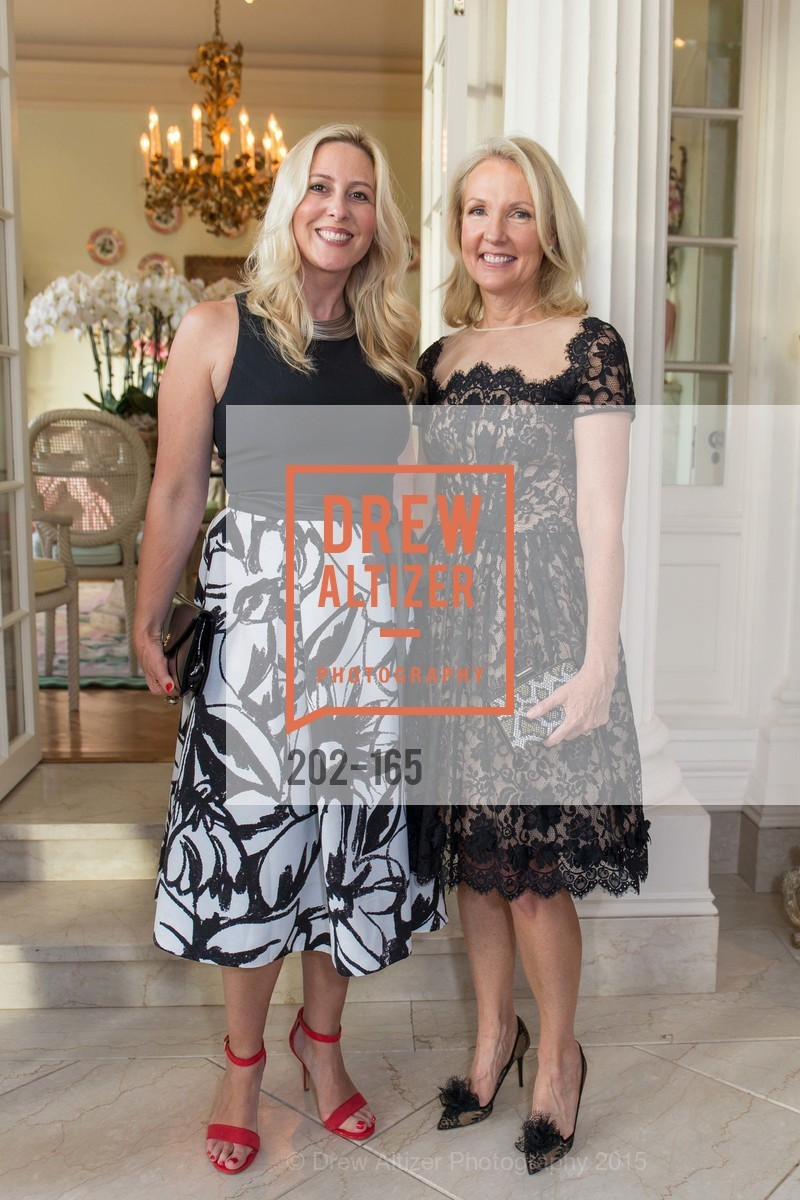 Ginny Ziegler, Ann Girard, Opera Ball 2015 Benefactor Party Hosted By Diane Wilsey, Private residence, June 16th, 2015,Drew Altizer, Drew Altizer Photography, full-service event agency, private events, San Francisco photographer, photographer California