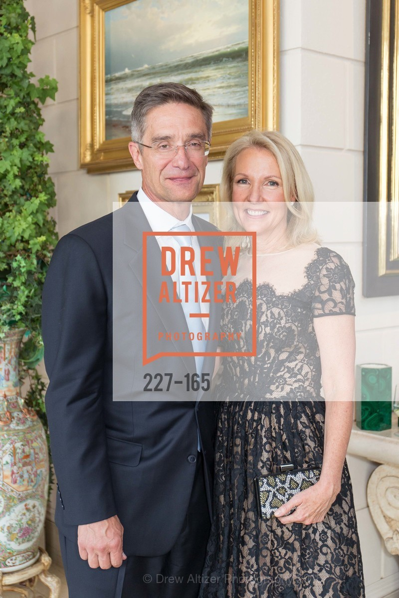 Daniel Girard, Ann Girard, Opera Ball 2015 Benefactor Party Hosted By Diane Wilsey, Private residence, June 16th, 2015,Drew Altizer, Drew Altizer Photography, full-service event agency, private events, San Francisco photographer, photographer California