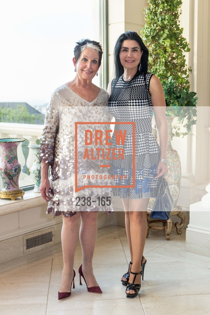 Karen Kubin, Afsaneh Akhtari, Opera Ball 2015 Benefactor Party Hosted By Diane Wilsey, Private residence, June 16th, 2015,Drew Altizer, Drew Altizer Photography, full-service agency, private events, San Francisco photographer, photographer california