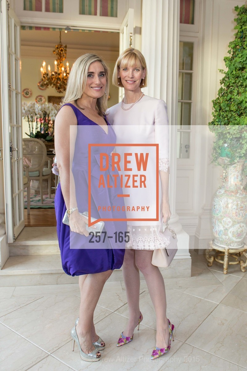 Renata Anderson, Karen Richardson, Opera Ball 2015 Benefactor Party Hosted By Diane Wilsey, Private residence, June 16th, 2015,Drew Altizer, Drew Altizer Photography, full-service agency, private events, San Francisco photographer, photographer california