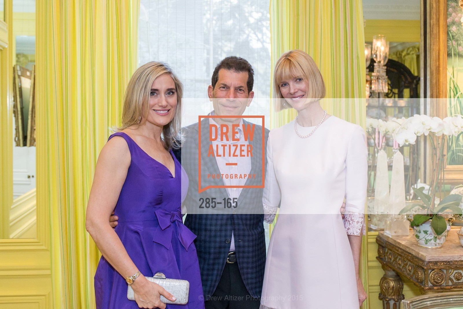 Renata Anderson, Jon Rubinstein, Karen Richardson, Opera Ball 2015 Benefactor Party Hosted By Diane Wilsey, Private residence, June 16th, 2015,Drew Altizer, Drew Altizer Photography, full-service agency, private events, San Francisco photographer, photographer california
