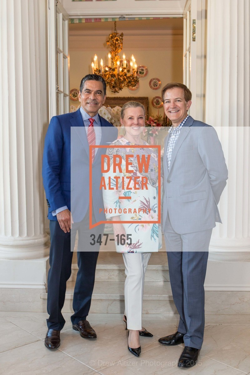Daniel Diaz, Jeannie Lawrence, Trent Norris, Opera Ball 2015 Benefactor Party Hosted By Diane Wilsey, Private residence, June 16th, 2015,Drew Altizer, Drew Altizer Photography, full-service agency, private events, San Francisco photographer, photographer california