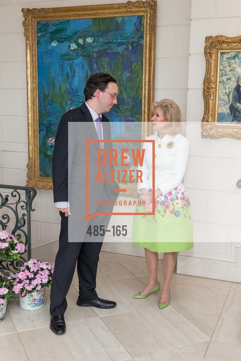 Matthew Shilvock, Dede Wilsey, Opera Ball 2015 Benefactor Party Hosted By Diane Wilsey, Private residence, June 16th, 2015,Drew Altizer, Drew Altizer Photography, full-service agency, private events, San Francisco photographer, photographer california