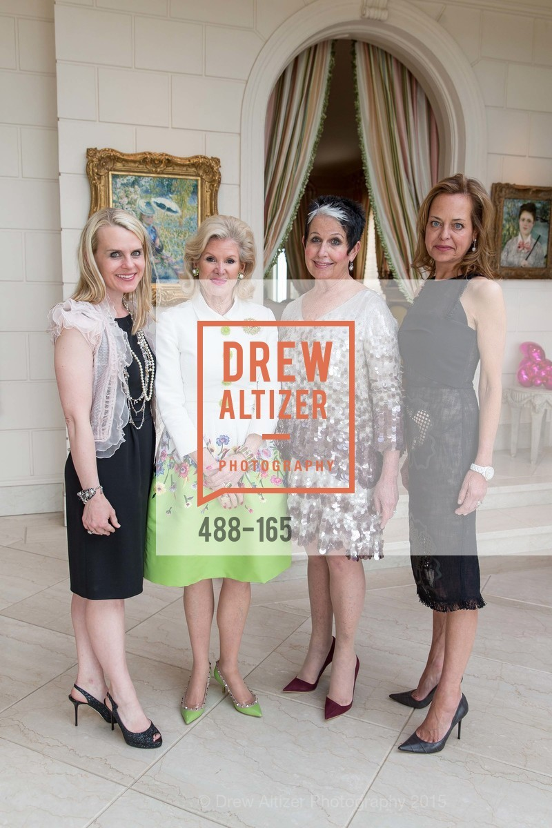 Jane Mudge, Dede Wilsey, Charlot Malin, Karen Kubin, Opera Ball 2015 Benefactor Party Hosted By Diane Wilsey, Private residence, June 16th, 2015,Drew Altizer, Drew Altizer Photography, full-service agency, private events, San Francisco photographer, photographer california