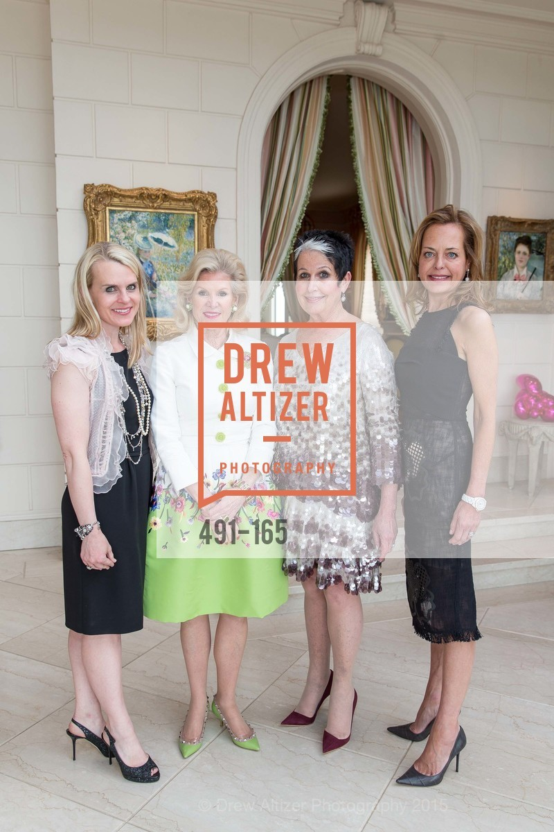 Jane Mudge, Dede Wilsey, Charlot Malin, Karen Kubin, Opera Ball 2015 Benefactor Party Hosted By Diane Wilsey, Private residence, June 16th, 2015,Drew Altizer, Drew Altizer Photography, full-service event agency, private events, San Francisco photographer, photographer California
