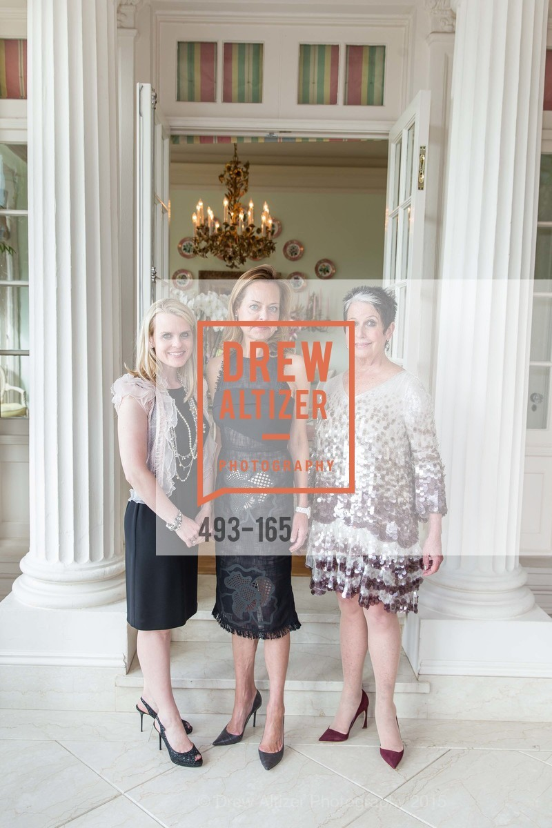 Jane Mudge, Charlot Malin, Karen Kubin, Photo #493-165