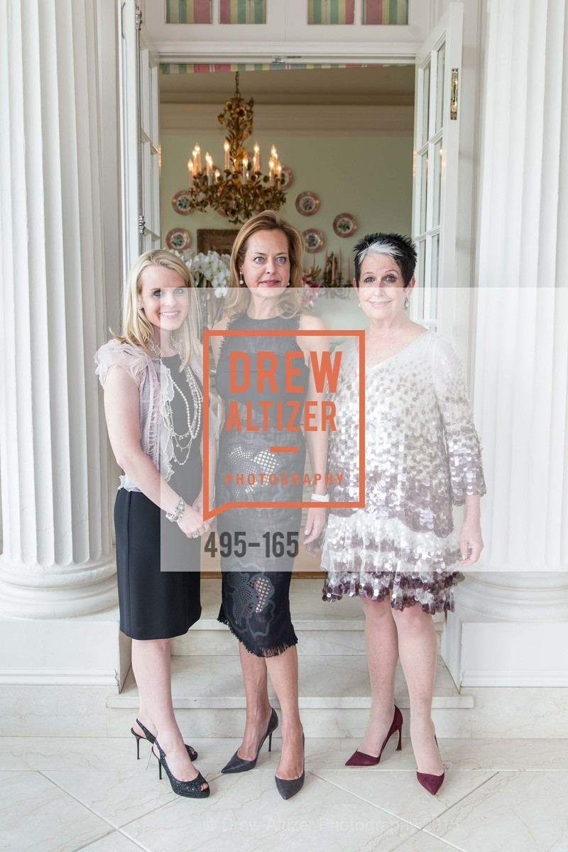Jane Mudge, Charlot Malin, Karen Kubin, Opera Ball 2015 Benefactor Party Hosted By Diane Wilsey, Private residence, June 16th, 2015,Drew Altizer, Drew Altizer Photography, full-service event agency, private events, San Francisco photographer, photographer California