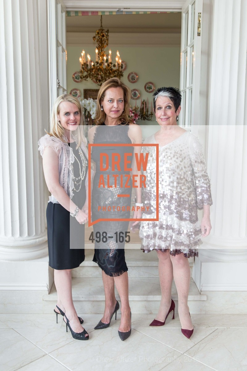 Jane Mudge, Charlot Malin, Karen Kubin, Opera Ball 2015 Benefactor Party Hosted By Diane Wilsey, Private residence, June 16th, 2015,Drew Altizer, Drew Altizer Photography, full-service agency, private events, San Francisco photographer, photographer california