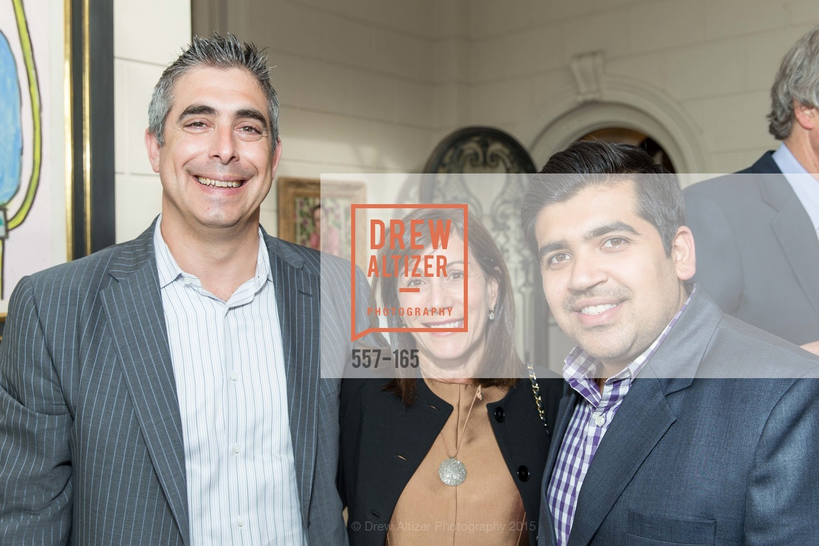 Jason Schlesinger, Lisa Schatz, Sulay Ringwala, Opera Ball 2015 Benefactor Party Hosted By Diane Wilsey, Private residence, June 16th, 2015,Drew Altizer, Drew Altizer Photography, full-service agency, private events, San Francisco photographer, photographer california