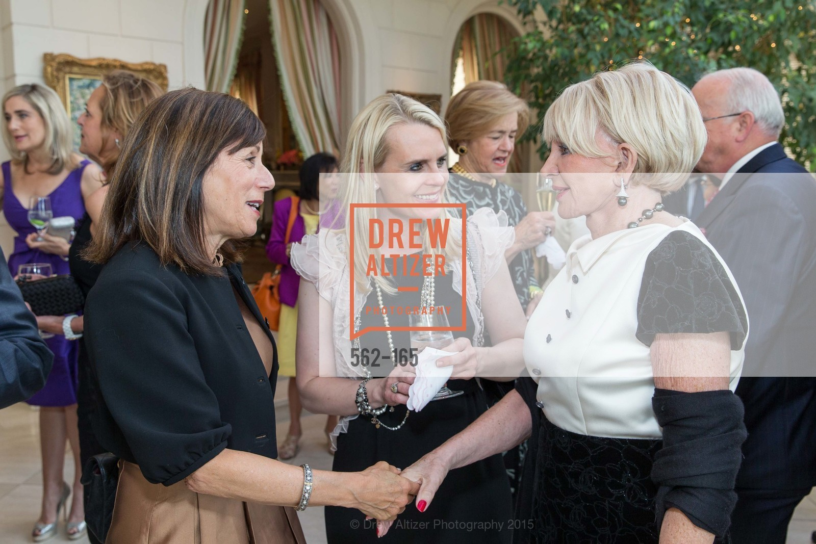 Lisa Schatz, Jane Mudge, Rose Rosenberg, Opera Ball 2015 Benefactor Party Hosted By Diane Wilsey, Private residence, June 16th, 2015,Drew Altizer, Drew Altizer Photography, full-service agency, private events, San Francisco photographer, photographer california