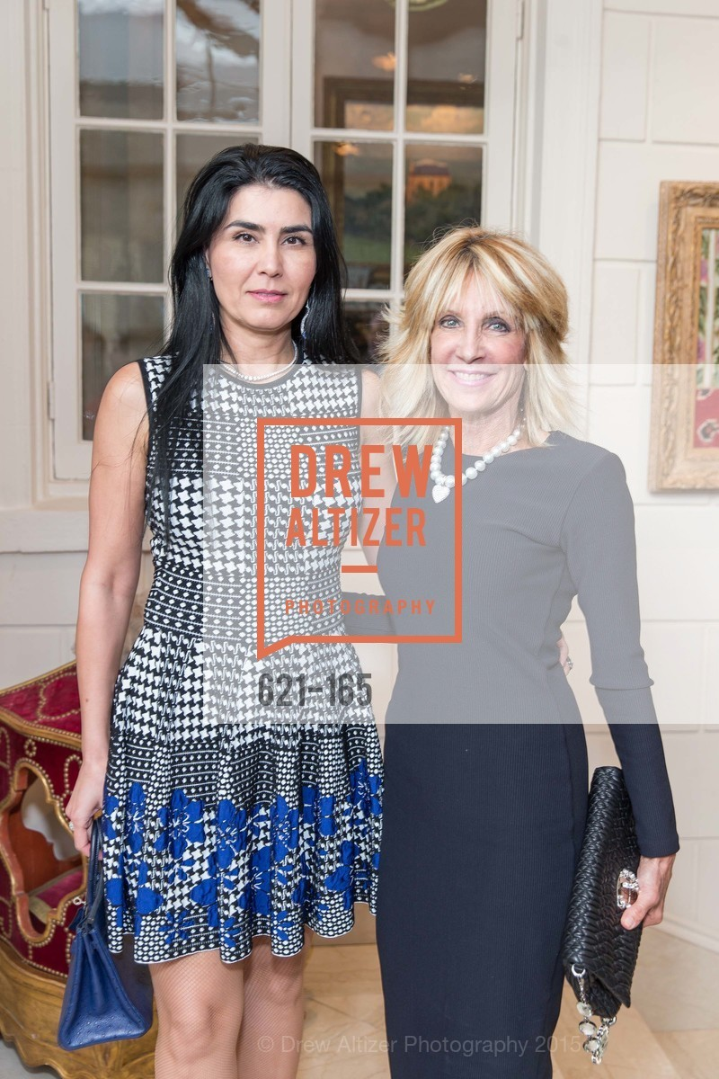 Afsaneh Akhtari, Sandy Mandel, Opera Ball 2015 Benefactor Party Hosted By Diane Wilsey, Private residence, June 16th, 2015,Drew Altizer, Drew Altizer Photography, full-service event agency, private events, San Francisco photographer, photographer California