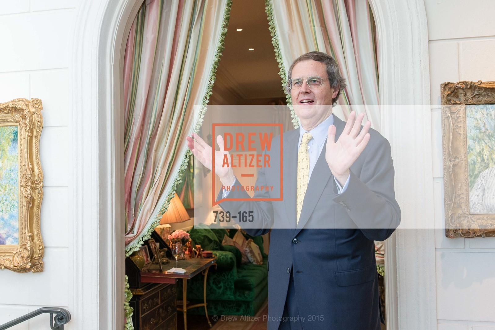 George Hume, Opera Ball 2015 Benefactor Party Hosted By Diane Wilsey, Private residence, June 16th, 2015,Drew Altizer, Drew Altizer Photography, full-service agency, private events, San Francisco photographer, photographer california