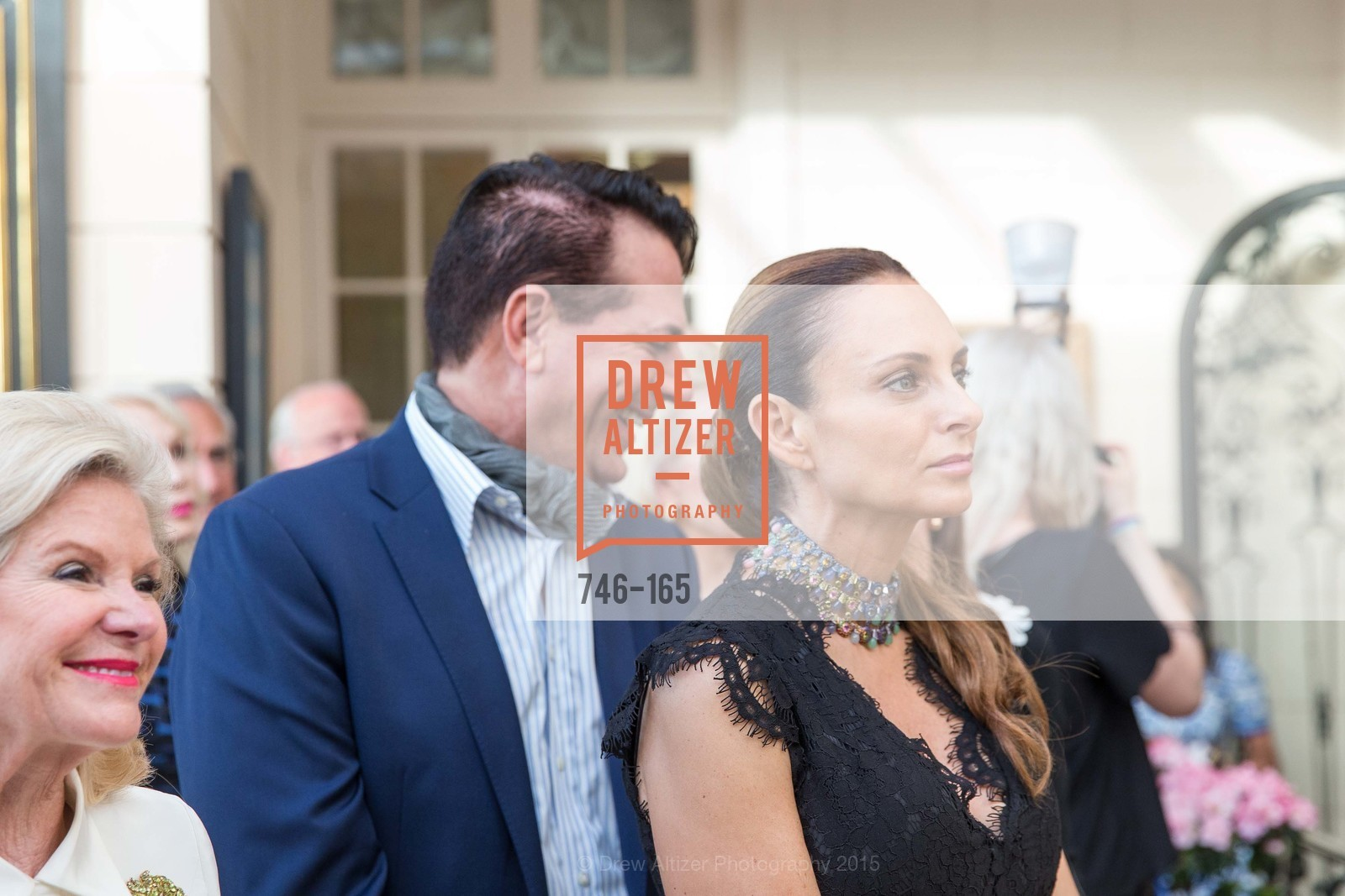 Giovanni Mattera, Sabrina Baldieri, Opera Ball 2015 Benefactor Party Hosted By Diane Wilsey, Private residence, June 16th, 2015