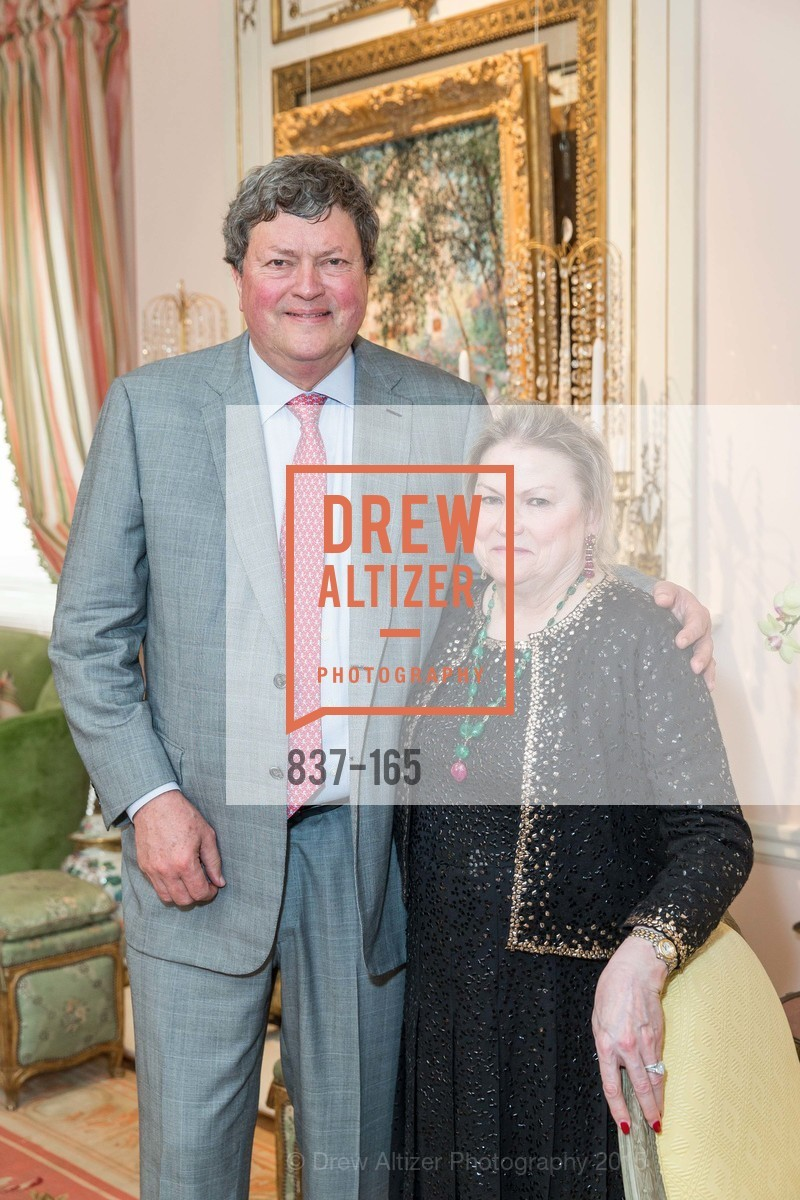 John Gunn, Cynthia Gunn, Opera Ball 2015 Benefactor Party Hosted By Diane Wilsey, Private residence, June 16th, 2015,Drew Altizer, Drew Altizer Photography, full-service agency, private events, San Francisco photographer, photographer california