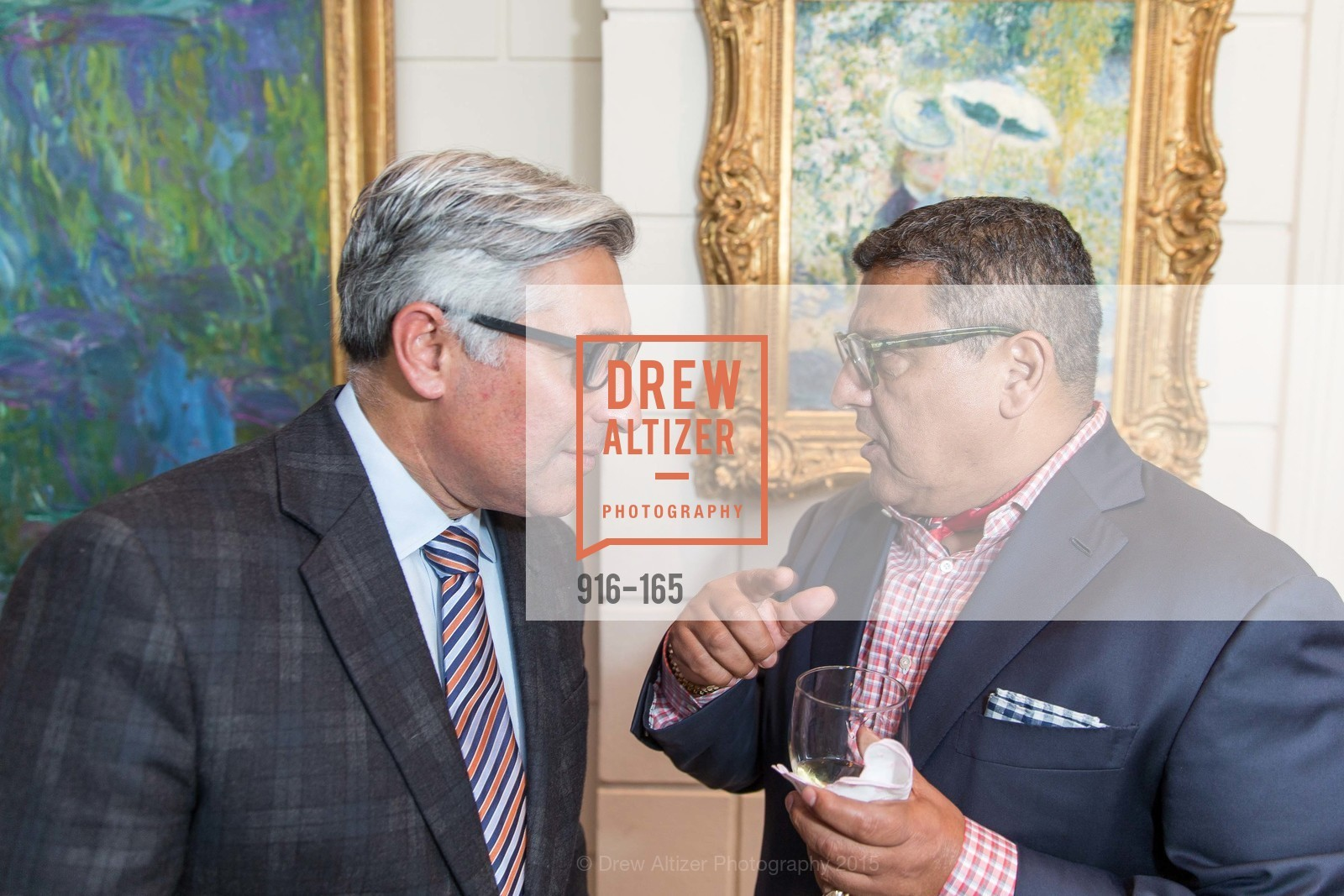 David Shimmon, Riccardo Benavides, Opera Ball 2015 Benefactor Party Hosted By Diane Wilsey, Private residence, June 16th, 2015,Drew Altizer, Drew Altizer Photography, full-service agency, private events, San Francisco photographer, photographer california