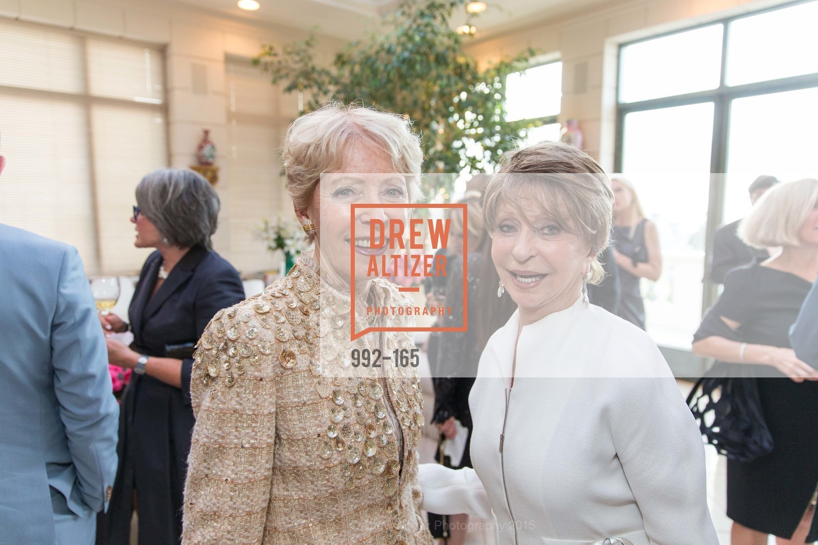 Barbara Brookins-schneider, Roberta Sherman, Opera Ball 2015 Benefactor Party Hosted By Diane Wilsey, Private residence, June 16th, 2015,Drew Altizer, Drew Altizer Photography, full-service agency, private events, San Francisco photographer, photographer california