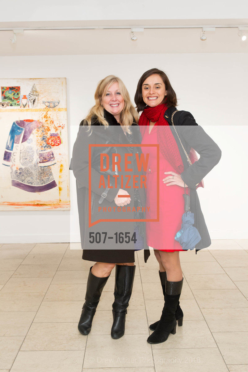 Carol Jupiter, Isela Rosales, Sorokko Gallery Hosts Coveted Jewels by Codognato Private Reception, Serge Sorokko Gallery. 55 Geary St., San Francisco, December 8th, 2016