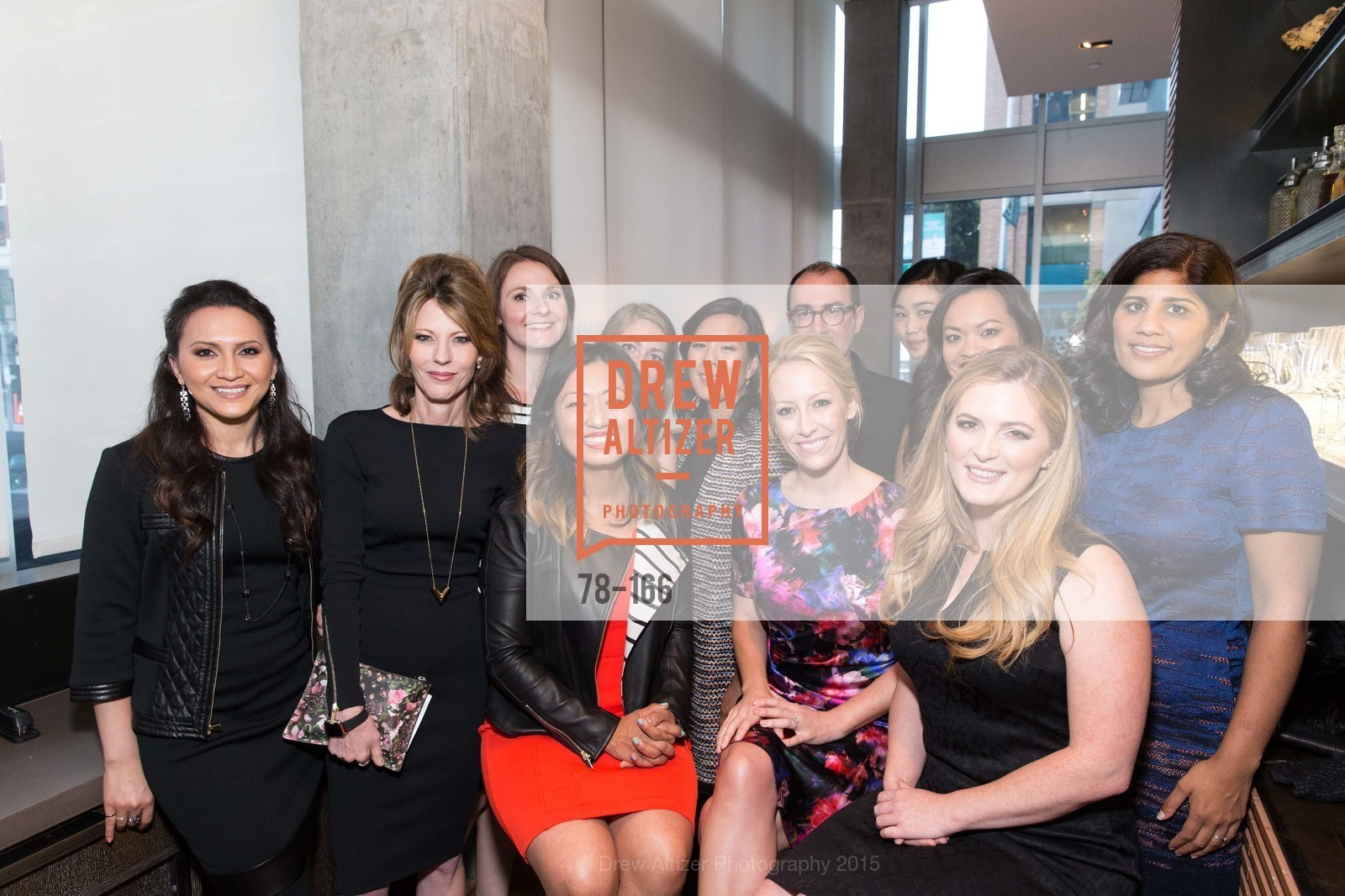 Sarah Haider, Mary Grove, Jane Park, Robbie Myers, Melissa Zatlyn, Selina Tobaccowala, Elizabeth Iorne, Elle Women in Tech, Prospect. 300 Spear Street, June 15th, 2015,Drew Altizer, Drew Altizer Photography, full-service event agency, private events, San Francisco photographer, photographer California