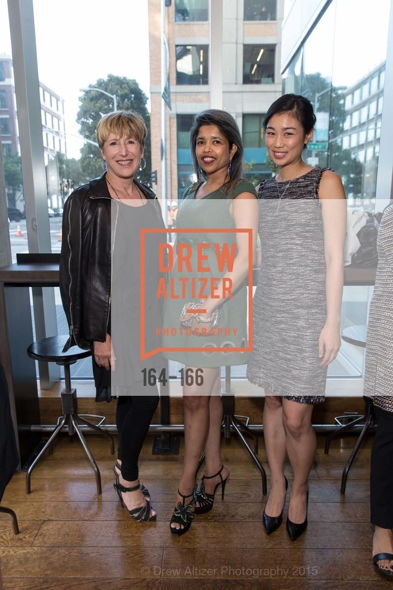 Ann Paolini, Deepa Pakianathan, Tracy Chou, Photo #164-166