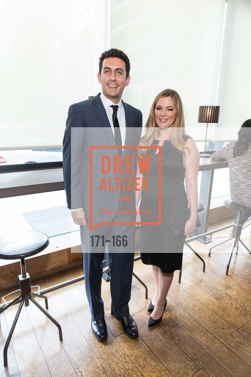 Omid Karkouti, Elizabeth Iorne, Elle Women in Tech, Prospect. 300 Spear Street, June 15th, 2015,Drew Altizer, Drew Altizer Photography, full-service agency, private events, San Francisco photographer, photographer california