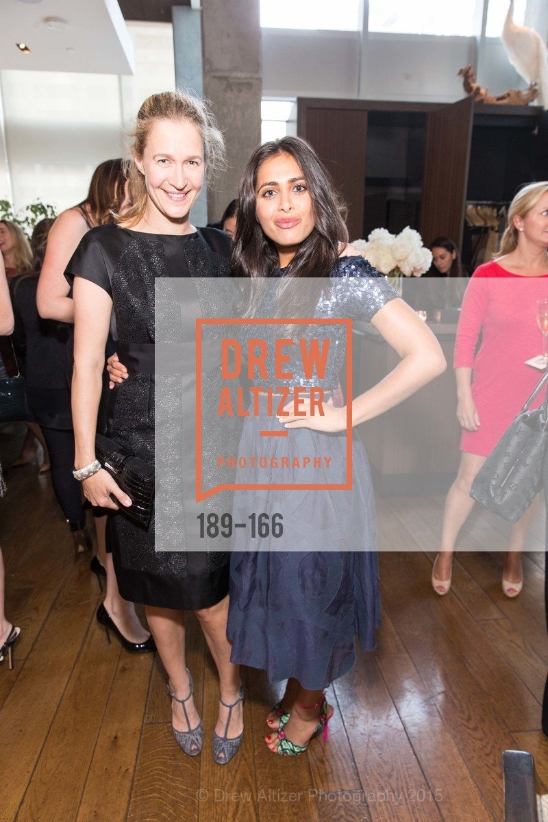 Nina Stanford, Ruzwana Bashir, Elle Women in Tech, Prospect. 300 Spear Street, June 16th, 2015