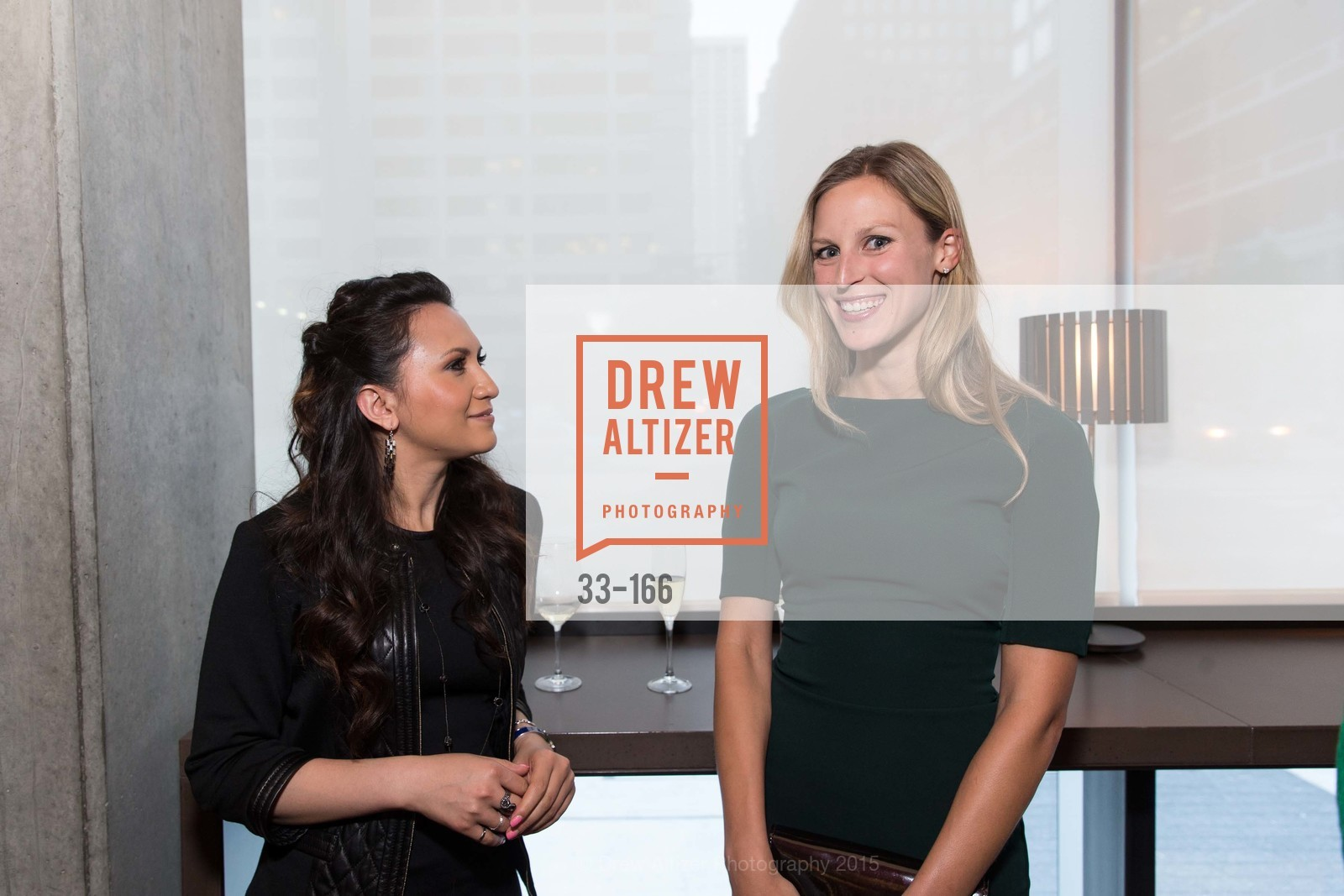 Sarah Haider, Erin Brooks, Elle Women in Tech, Prospect. 300 Spear Street, June 15th, 2015,Drew Altizer, Drew Altizer Photography, full-service agency, private events, San Francisco photographer, photographer california