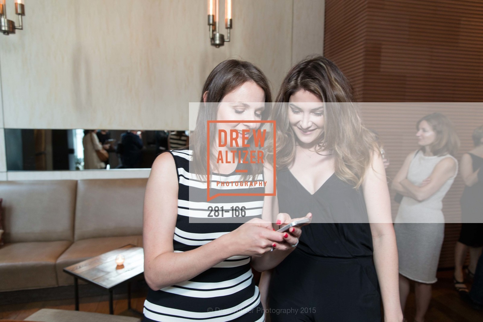 Melissa Zatlyn, Melody McCloskey, Elle Women in Tech, Prospect. 300 Spear Street, June 15th, 2015,Drew Altizer, Drew Altizer Photography, full-service agency, private events, San Francisco photographer, photographer california