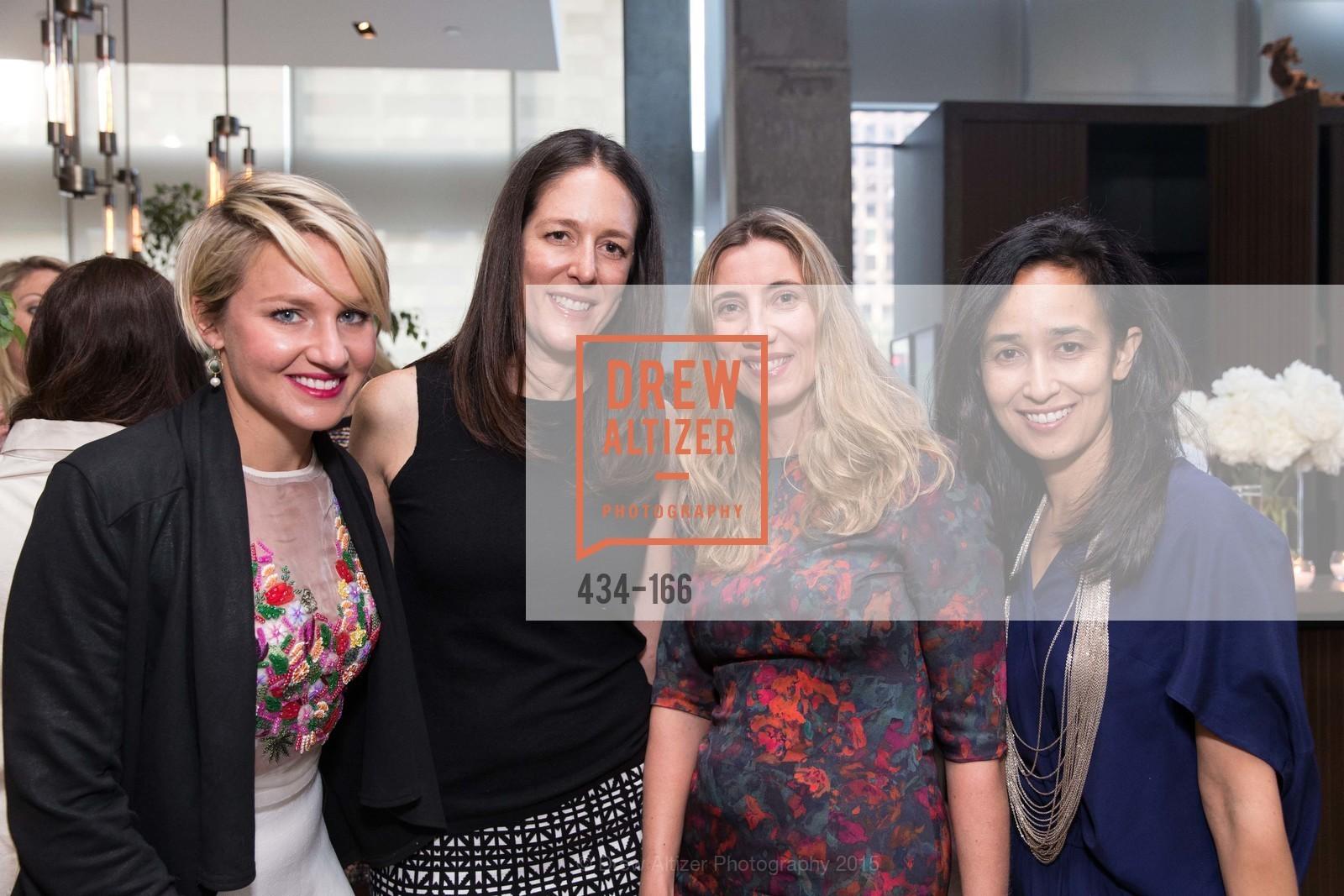 Maghan McDowell, Lisa Tarter, Shari Jones, Mariam Naficy, Elle Women in Tech, Prospect. 300 Spear Street, June 16th, 2015