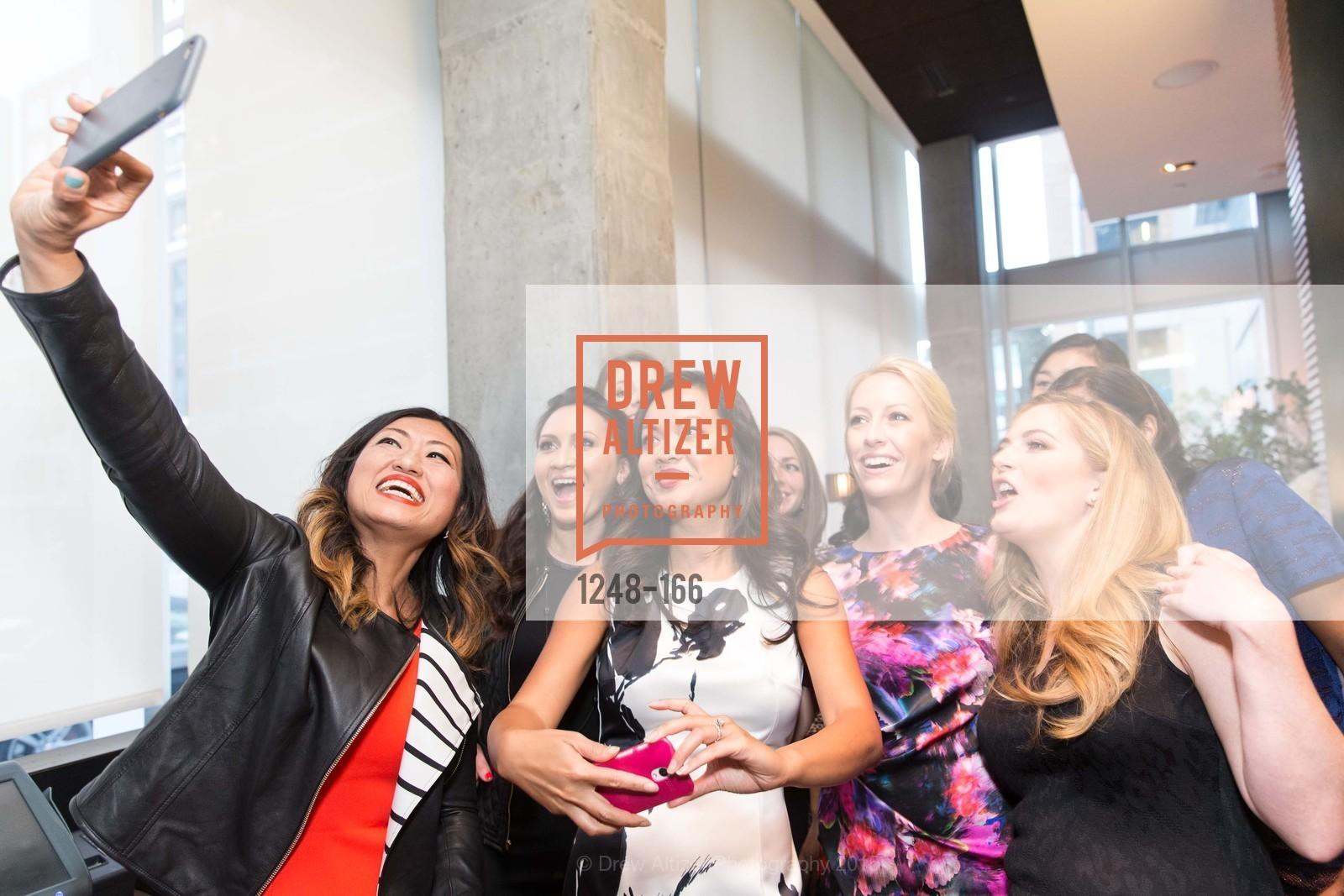 Jane Park, Mary Grove, Julia Hartz, Elizabeth Iorne, Elle Women in Tech, Prospect. 300 Spear Street, June 15th, 2015,Drew Altizer, Drew Altizer Photography, full-service event agency, private events, San Francisco photographer, photographer California