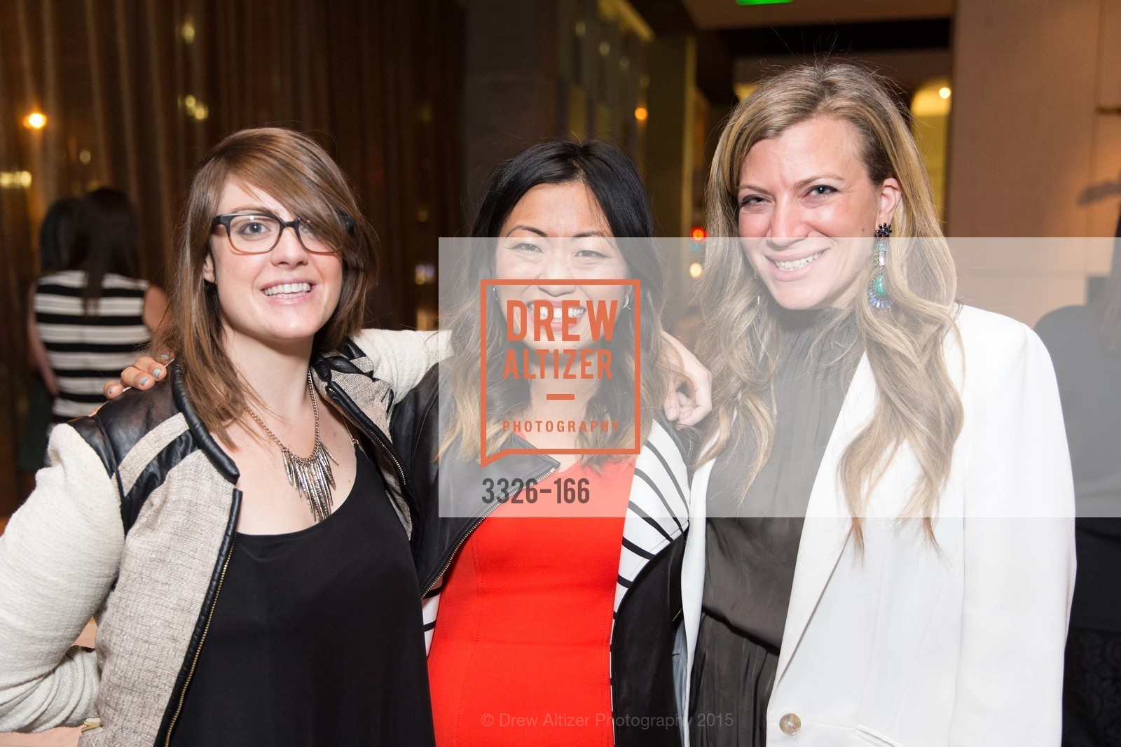 Carmel Deamicis, Jane Park, Nola Weinstein, Elle Women in Tech, Prospect. 300 Spear Street, June 15th, 2015,Drew Altizer, Drew Altizer Photography, full-service agency, private events, San Francisco photographer, photographer california