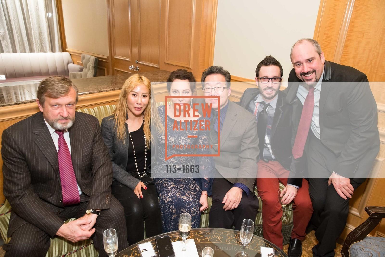Sergey Sharapov, Rumiko McCarthy, Clara Shayevich, Gerold Osato, Kyle McMullen, Gil Padia, Photo #113-1663