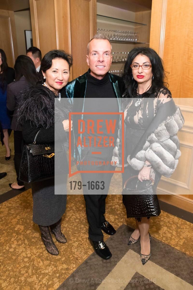 Sue Cheng, Roman Gronkowski, Esmeralda Azan, Photo #179-1663
