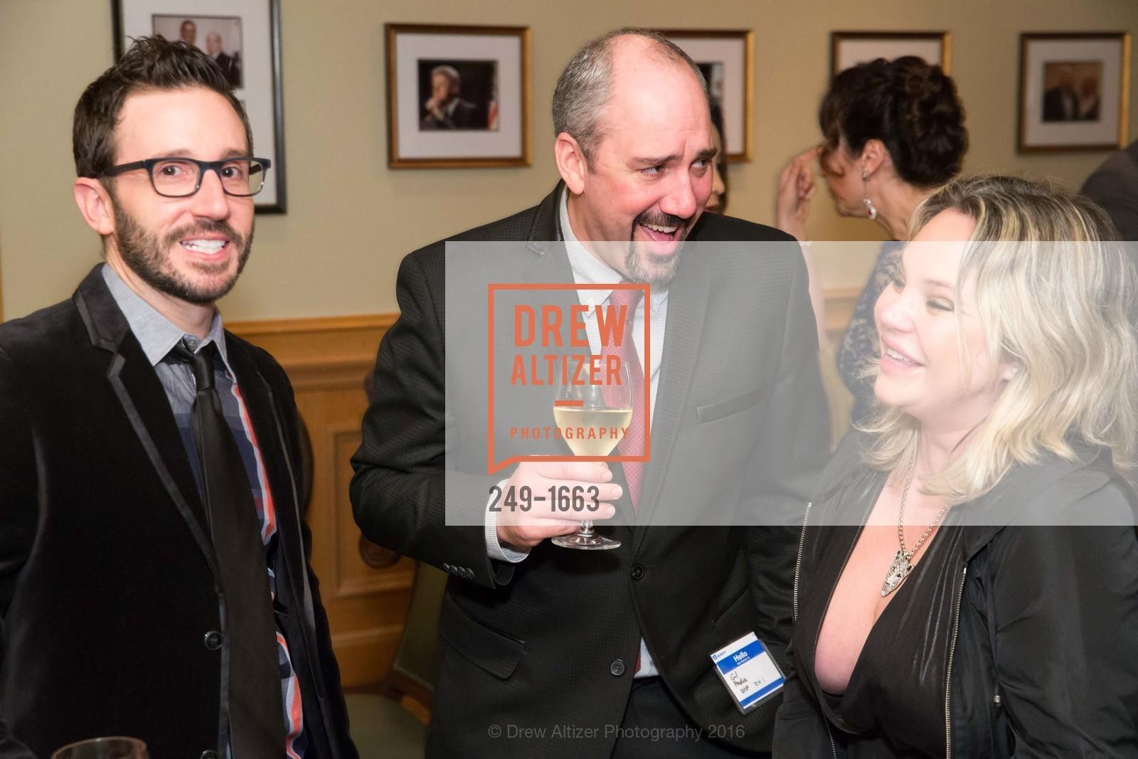 Kyle McMullen, Rada Katz, Gil Padia, Photo #249-1663
