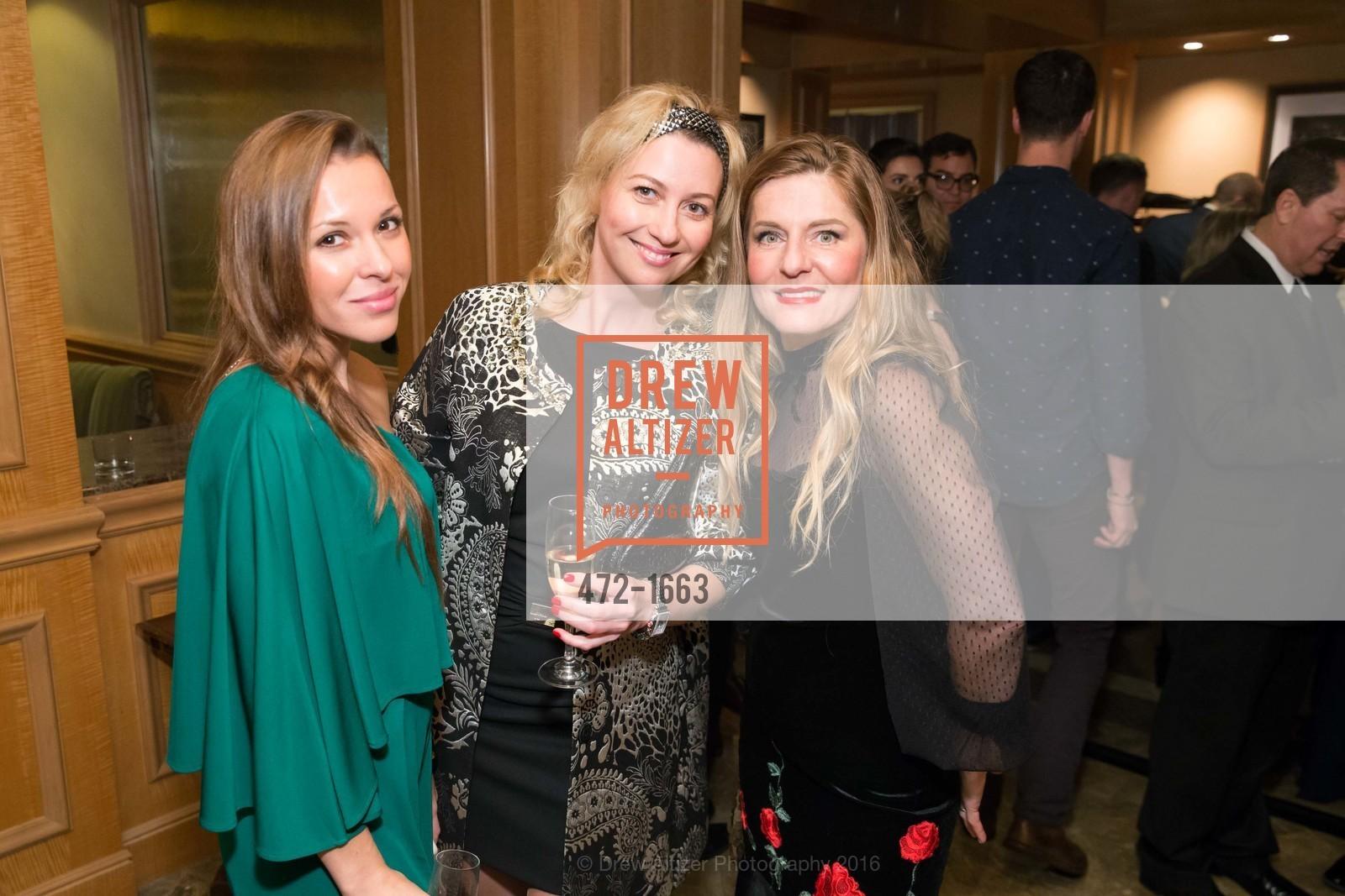 Albina Mingaleeva, Karina Zakharov, Marsha Campana, Photo #472-1663
