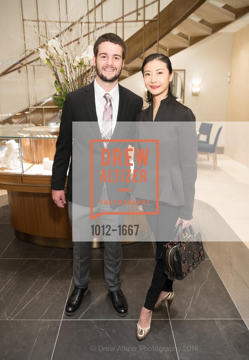 Ren Schiffman, Yuan Yuan Tan, Photo #1012-1667