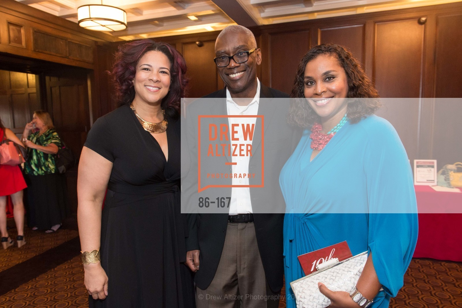 Angela Williams, Greg Brixon, Joi Gordon, Dress for Success San Francisco Hosts the 10th Annual