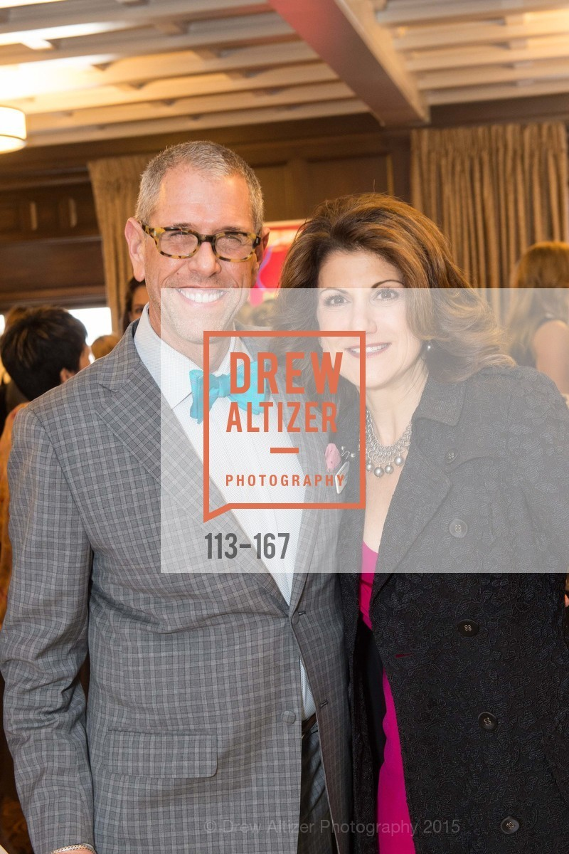 Andrew Freeman, Niki Leondakis, Dress for Success San Francisco Hosts the 10th Annual