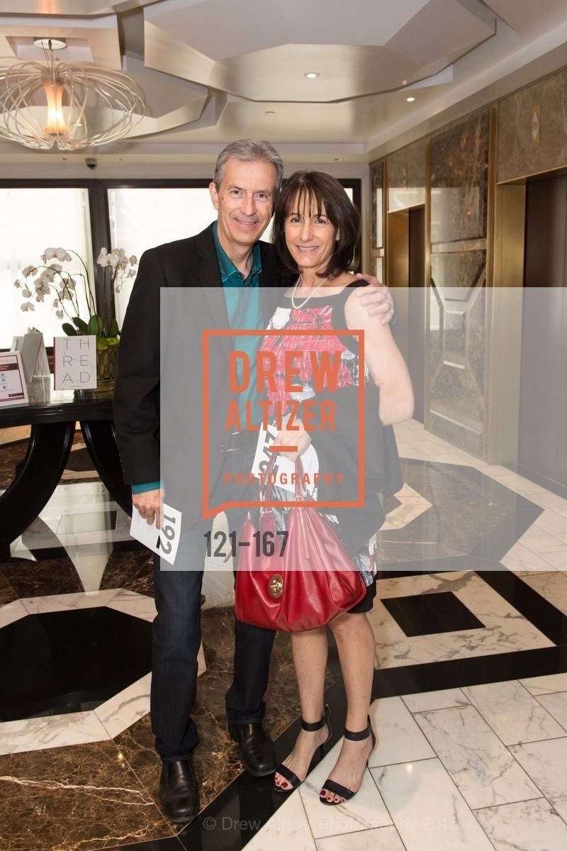 Joel Edelmann, Michele Rebollini, Dress for Success San Francisco Hosts the 10th Annual