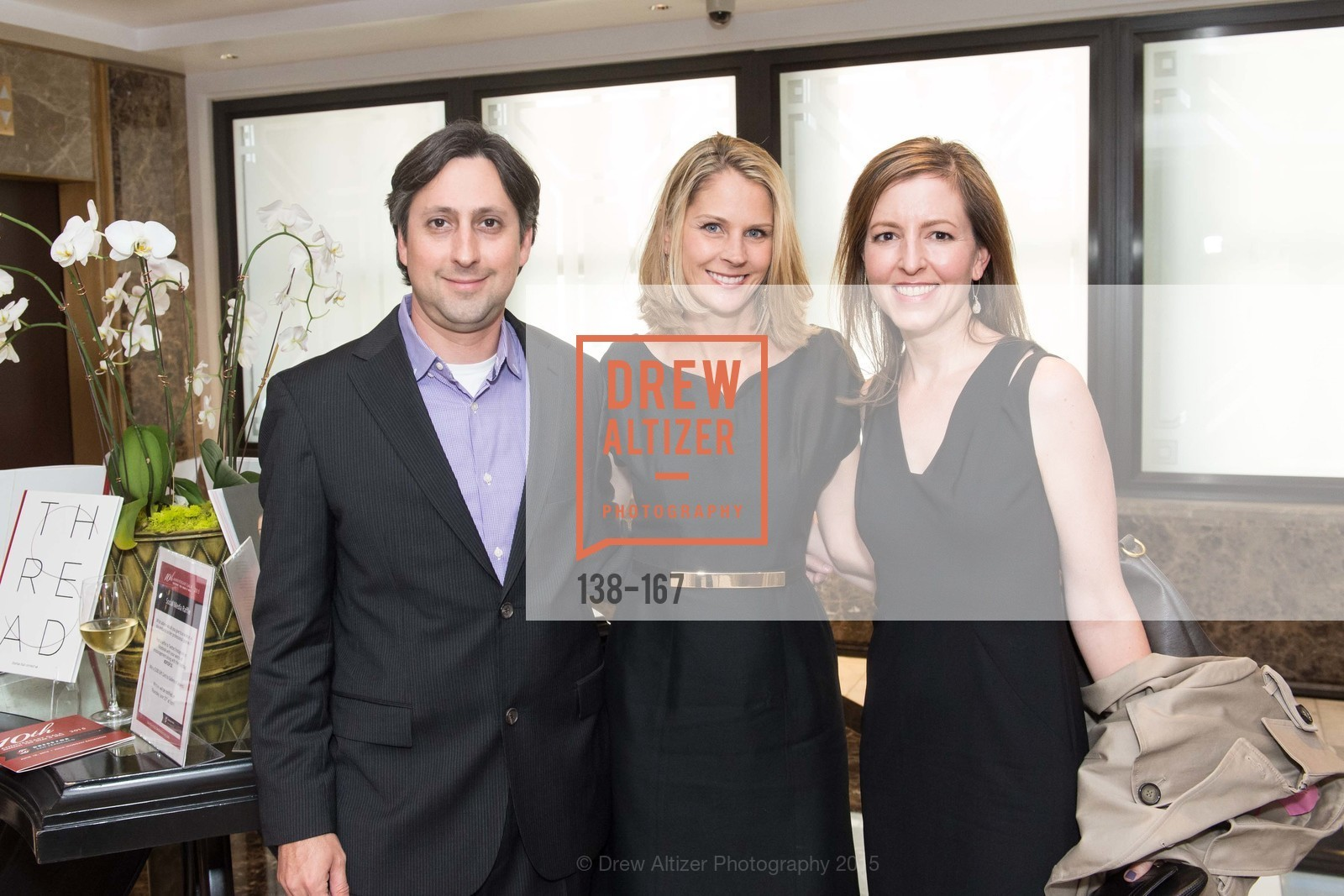 Jeff Milbourn, Vanessa Bortnick, Amanda Deppe, Dress for Success San Francisco Hosts the 10th Annual