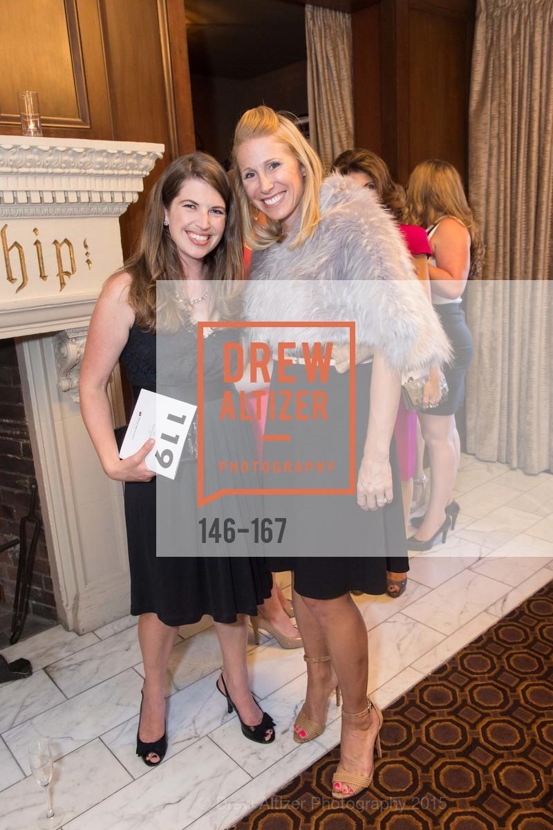 Anna Downing, LeeAnn Coburn, Dress for Success San Francisco Hosts the 10th Annual