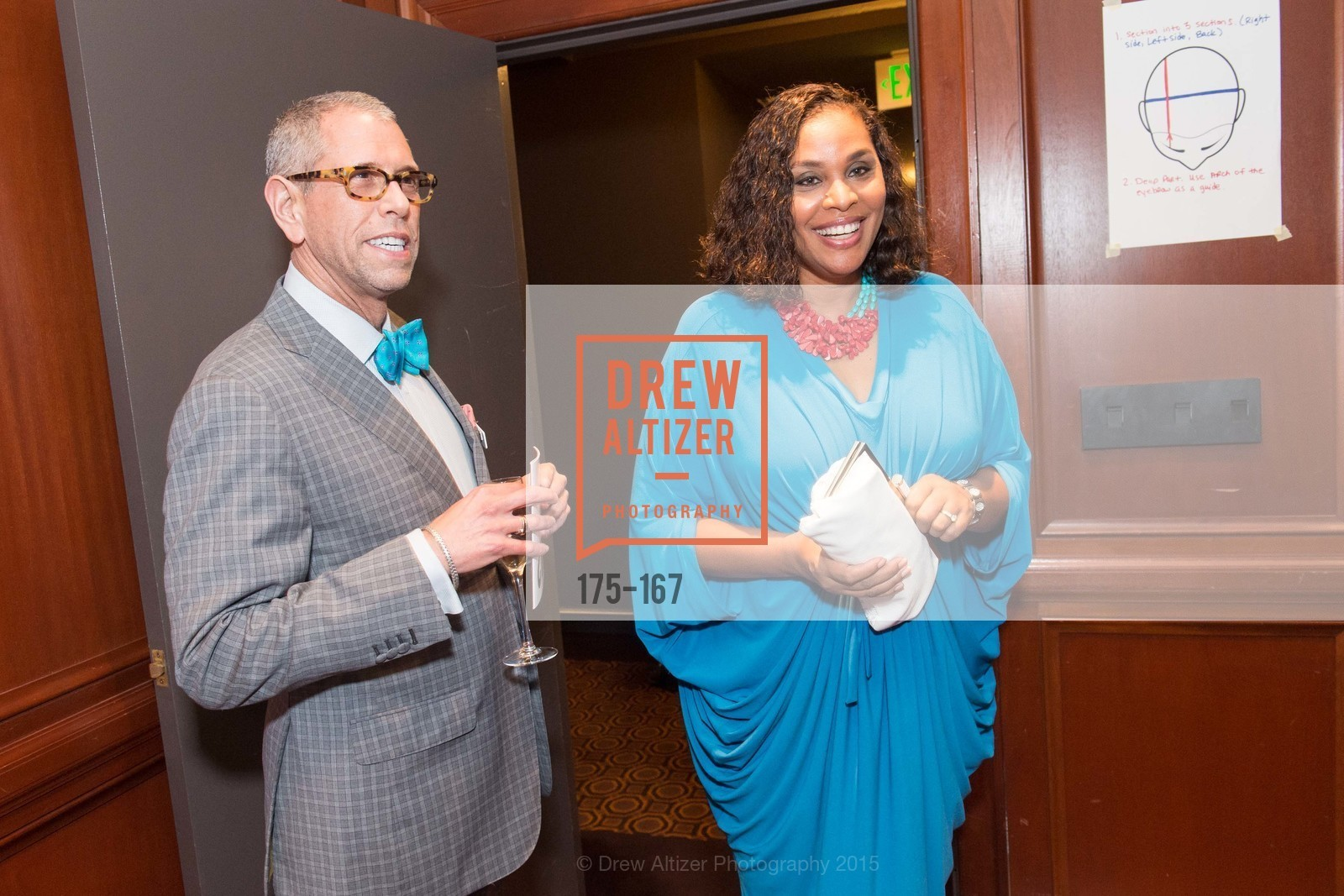 Andrew Freeman, Joi Gordon, Dress for Success San Francisco Hosts the 10th Annual