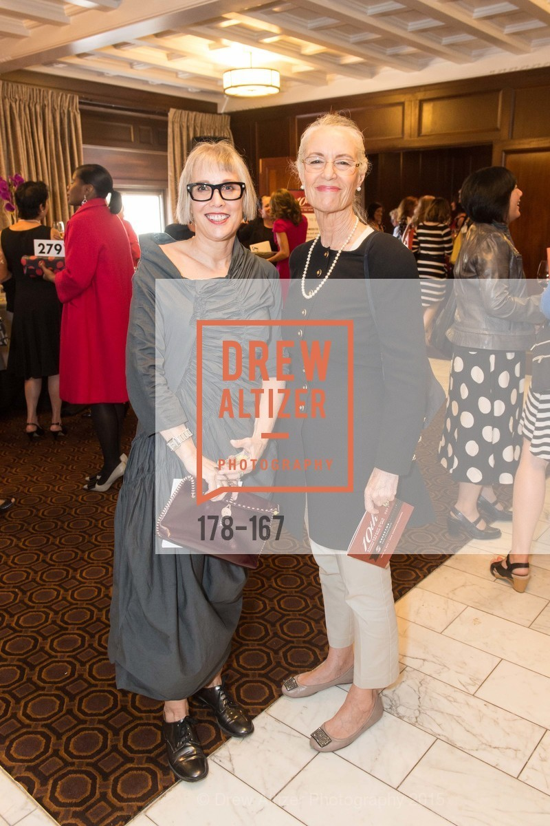 Deborah Plum, Junie Kerr, Dress for Success San Francisco Hosts the 10th Annual