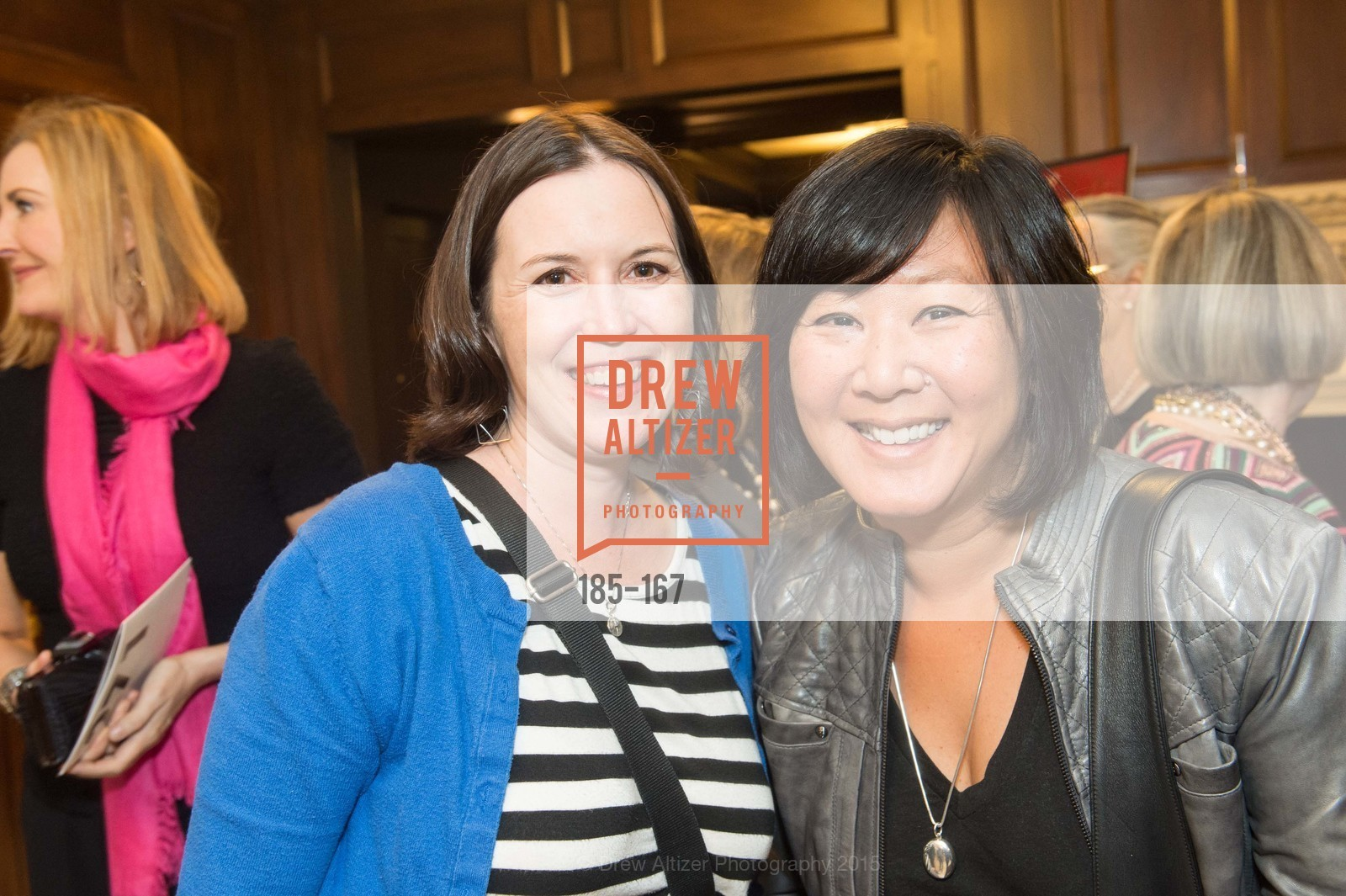 Lindsay Knight, Patice Yeegren, Dress for Success San Francisco Hosts the 10th Annual